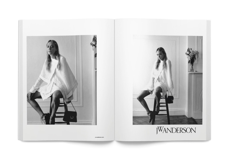 Chloe Sevigny Appears in J.W. Anderson's Spring 2017 Campaign