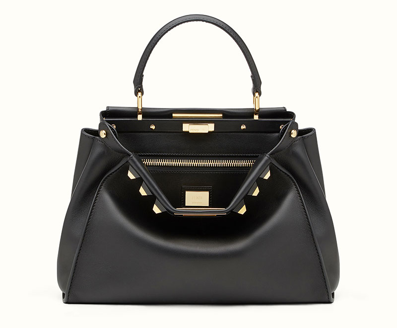 ... Josephine Skriver Shines Like Gold in Fendi s Holiday Collection d22c8f8f97d1f