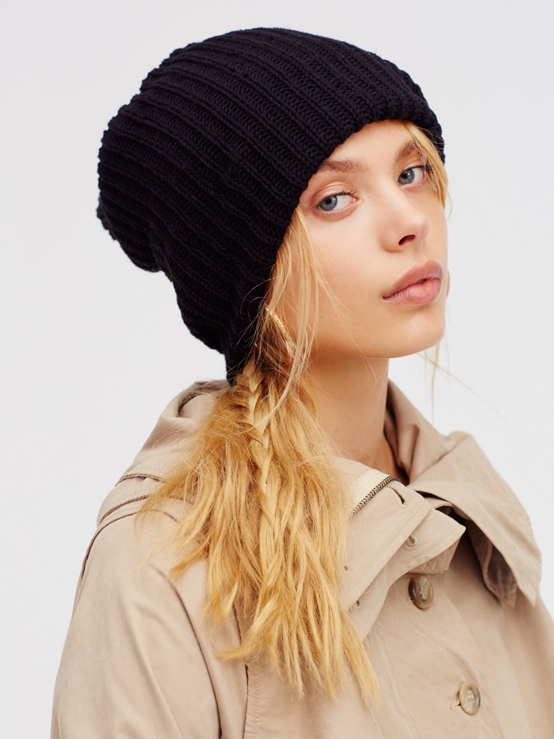Free People Super Slouch Beanie