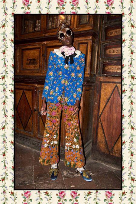 Gucci Brings Fantasy to Pre-Fall 2017 Collection
