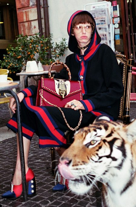 Gucci Gets Wild in Rome for Spring 2017 Campaign