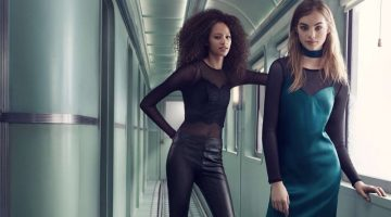 Glimmer Girls: 8 Cool Holiday Looks from H&M