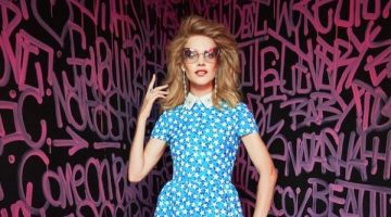 Natalia Vodianova is a Barbie Girl in L'Officiel Russia