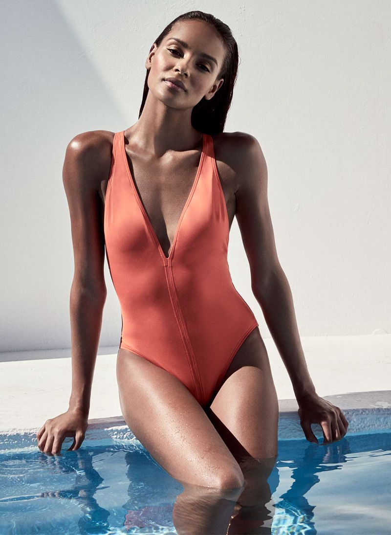 Pool Gazing: Neiman Marcus Shows the Best Resort '17 Swimsuit Trends