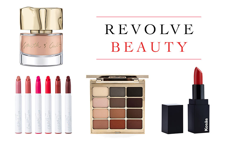 REVOLVE launches its Beauty shop