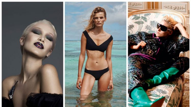 Week in Review | Bella Hadid for Paper Magazine, Zimmermann's Resort Swimwear, Kristen Stewart in Paris + More