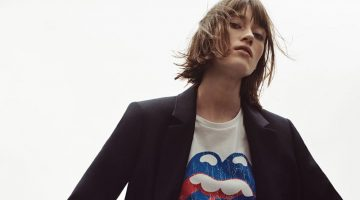 Paint it Black: Zara Goes Rocker Chic with The Rolling Stones