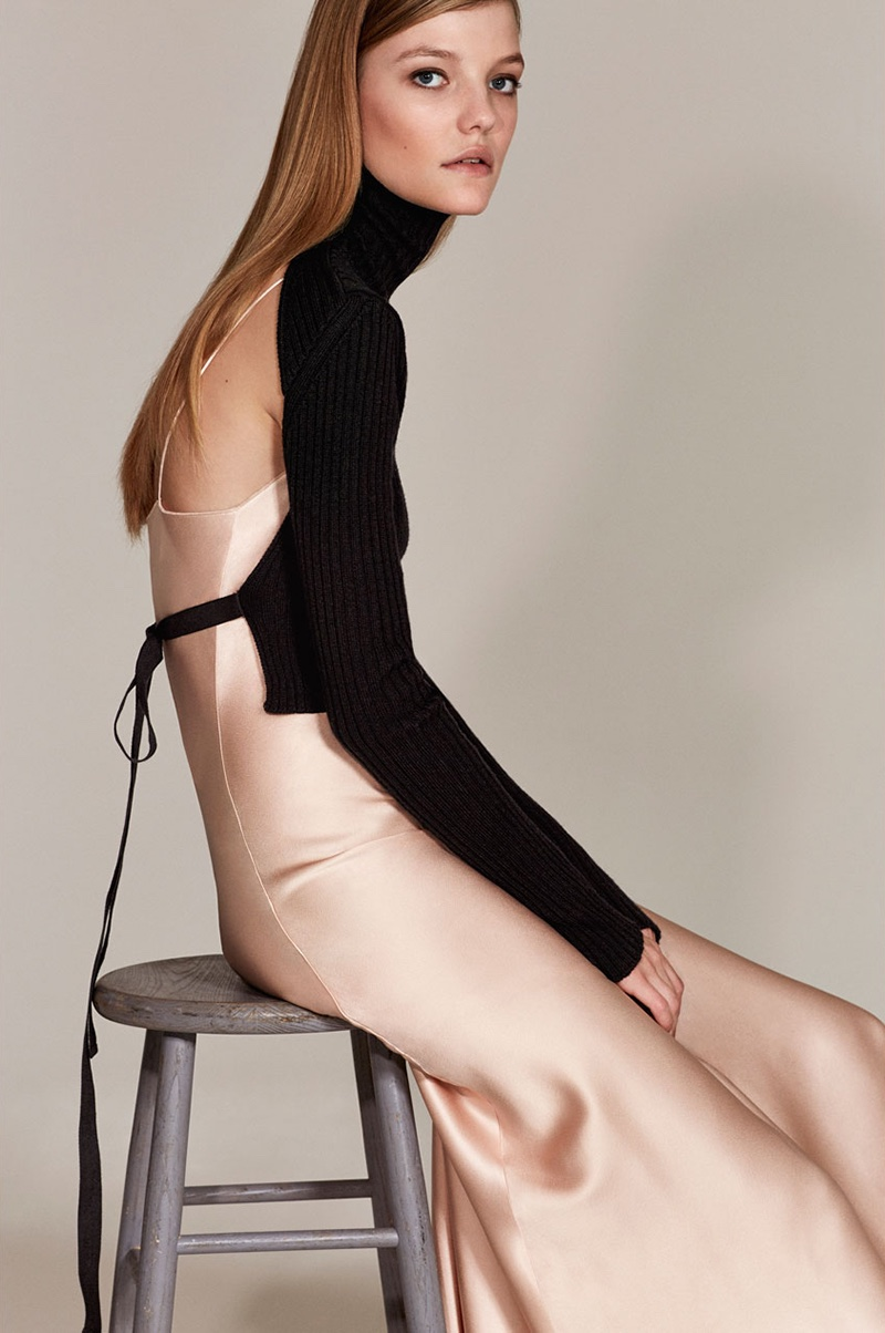 Zara Studio Creates Comfortable Luxe Styles for Winter 2016