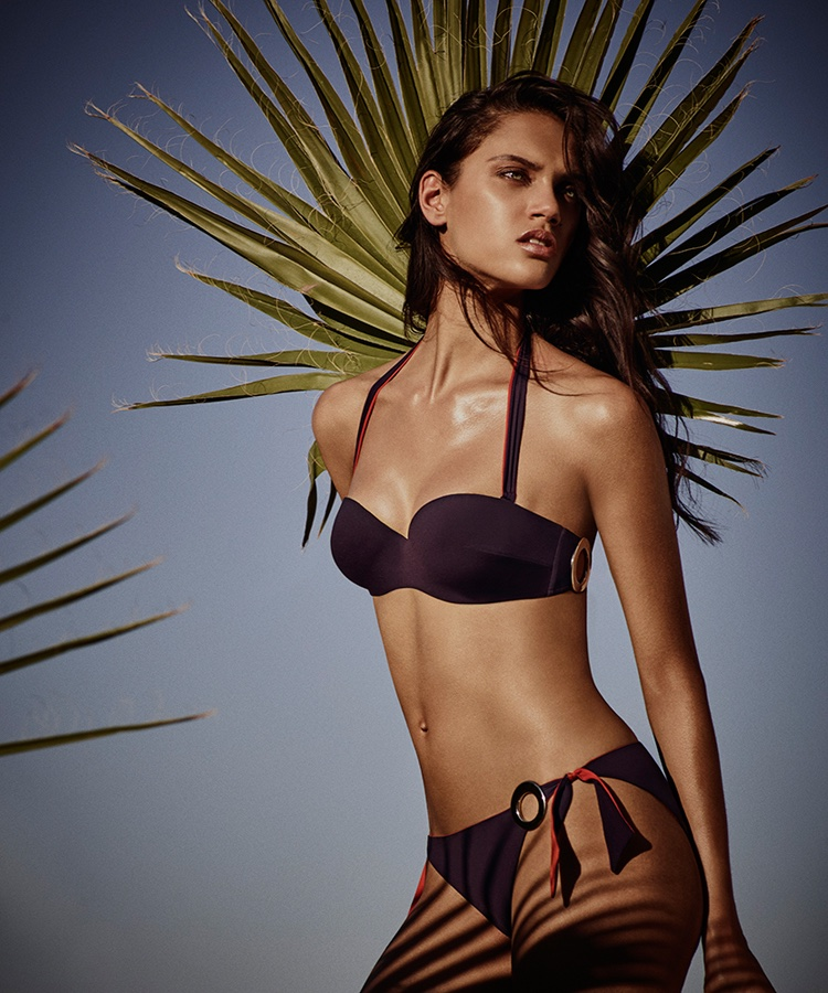 Claudia bikini and briefs from Andres Sarda Swimwear's spring-summer 2017 collection