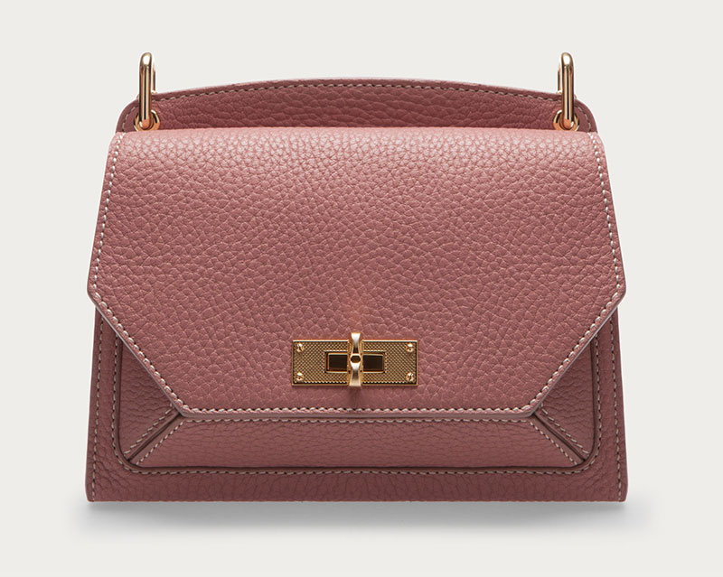 Bally Suzy Small Leather Shoulder Bag