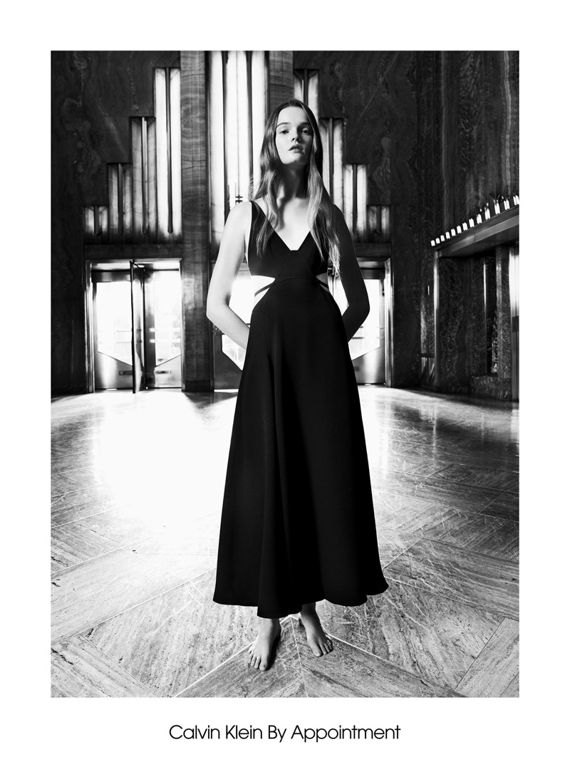 Calvin Klein unveils made-to-measure line with By Appointment collection