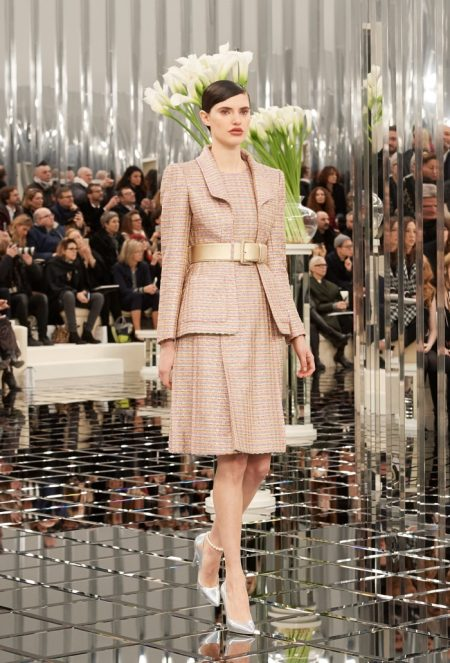 Chanel Haute Couture is Perfectly Polished for Spring 2017 d26545a223dc