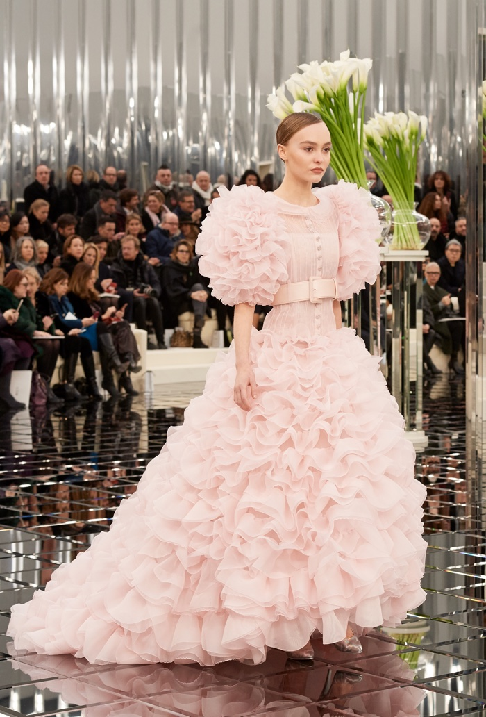 chanel haute couture 2017 spring summer runway