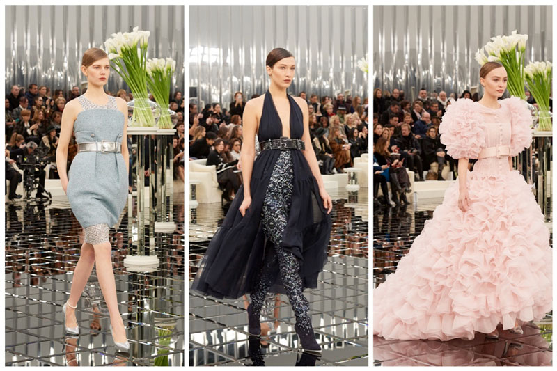 Chanel Haute Couture is Perfectly Polished for Spring 2017