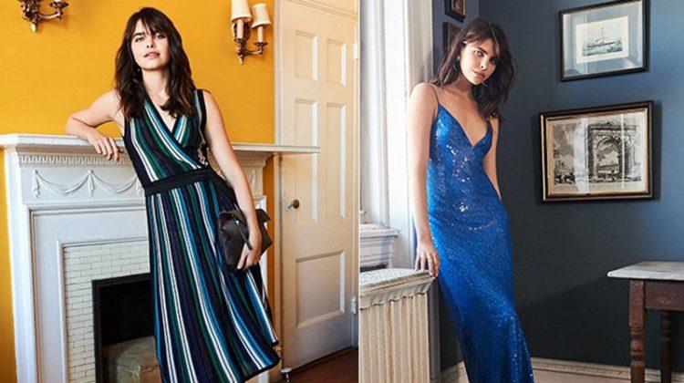 4 Elegant Looks from Diane von Furstenberg's Resort Line
