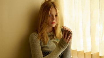 Elle Fanning Charms in Enchanting Looks for ELLE UK
