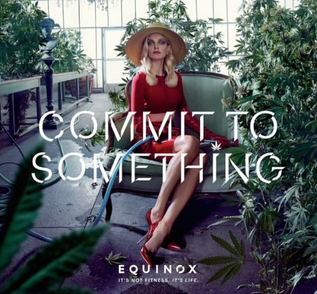 Commit to Something: Equinox Unveils Edgy New Campaign