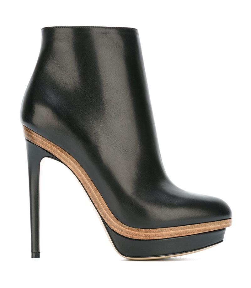 Fendi Platform Boots