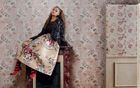 Bella & Gigi Hadid Are Paris Dolls in Fendi's Spring 2017 Campaign