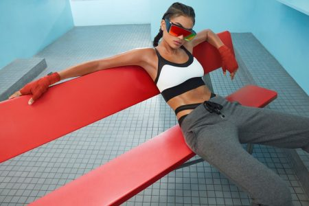 Kelly Gale Heats Up Workout Style in Forever 21's Latest Activewear