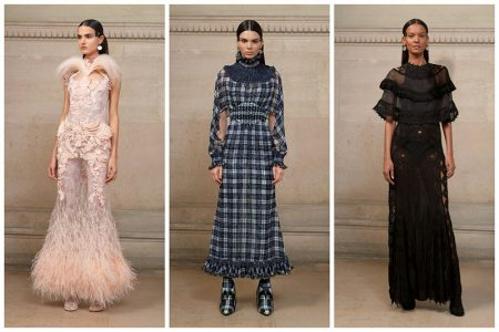 Givenchy Haute Couture Goes Western for Spring 2017