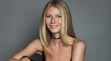 Gwyneth Paltrow is All Smiles in ELLE Spain Cover Shoot