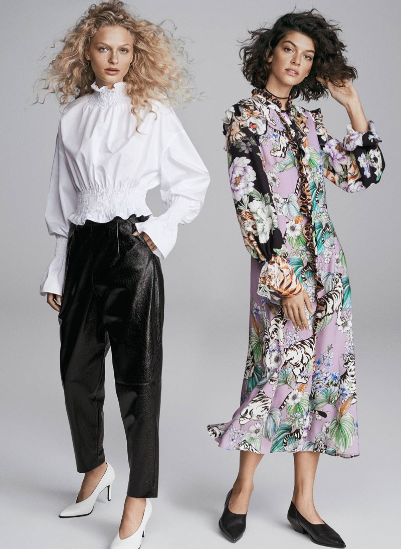 H&M Goes Bold with 80's Fashion for Latest Trend Guide