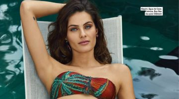 Isabeli Fontana is Ready for Swim Season in Cosmopolitan Brazil