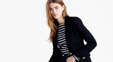 Wish List: It's Easy to Look Sharp in J. Crew's Rhodes Blazer