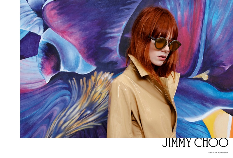 Jimmy Choo unveils spring-summer 2017 campaign