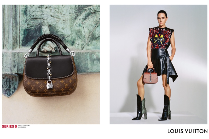 Jennifer Connelly stars in Louis Vuitton's spring-summer 2017 campaign