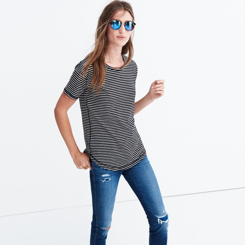 Wish List: A Soft Striped Tee from Madewell