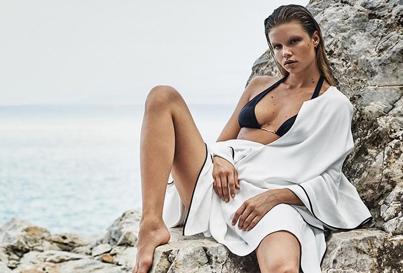 Melissa Odabashi Bahamas Halterneck Bikini