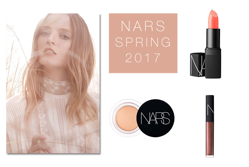 NARS spring 2017 color collection