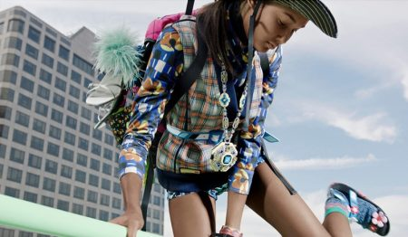 Prada Goes on a Journey for Spring 2017 Campaign