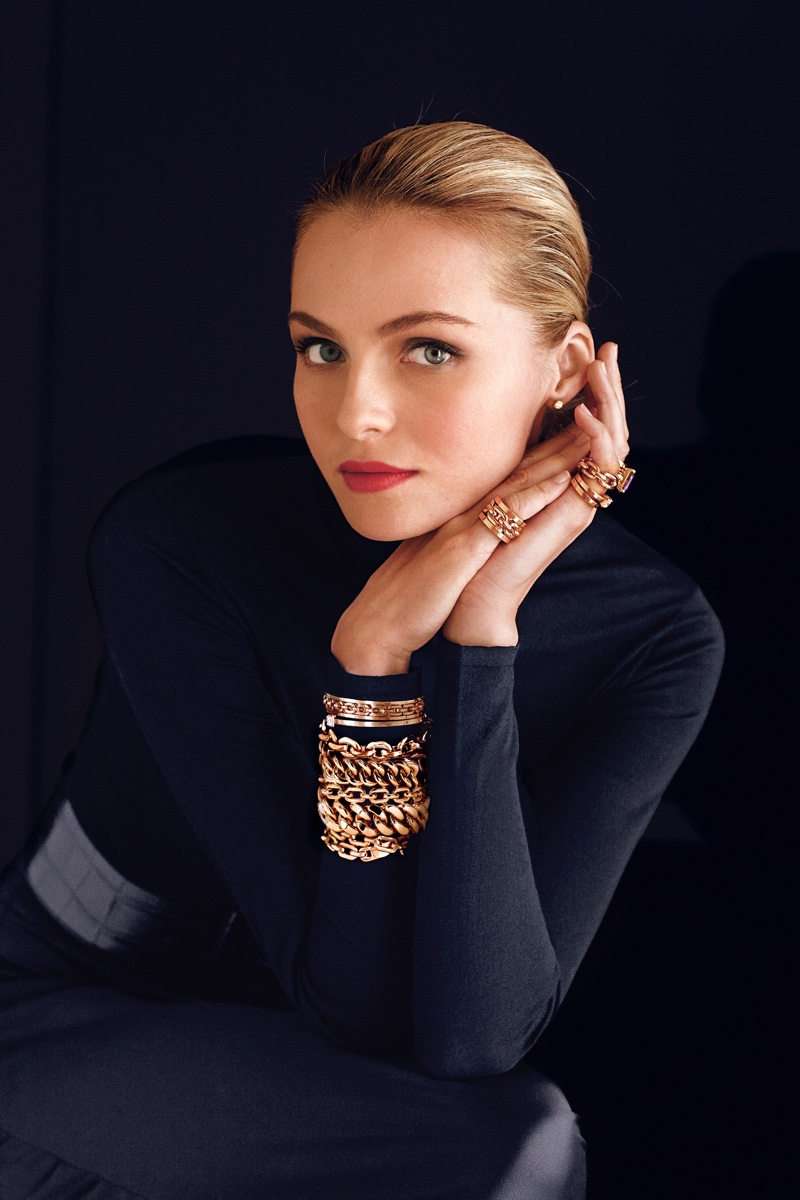 Ralph Lauren Updates Its Iconic Chunky Chain Jewelry Collection