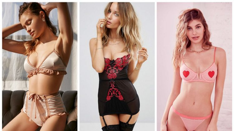 Red-Hot: 20 Valentine's Day Lingerie Ideas for Every Price Point