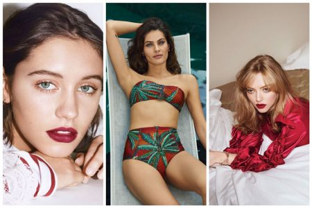 Week in Review | Isabeli Fontana's New Cover, Iris Law Lands Burberry, Amanda Seyfried for Vogue Australia + More