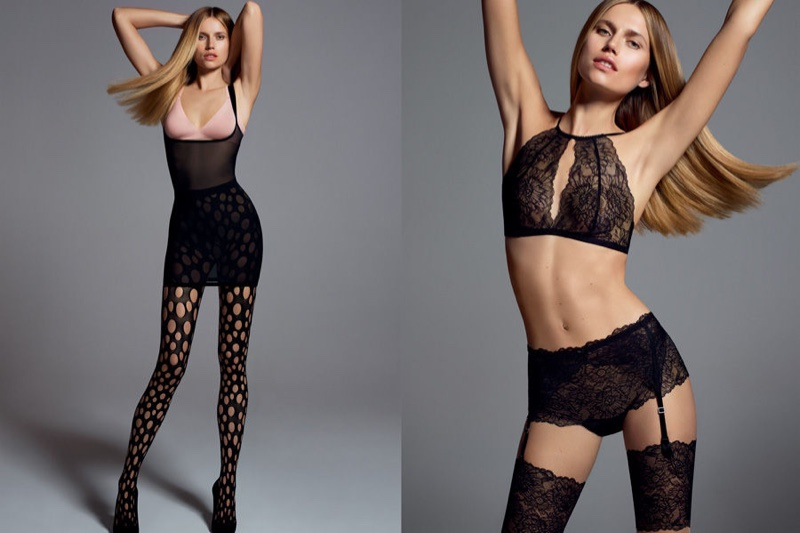 Lingerie brand Wolford launches spring 2017 advertising campaign
