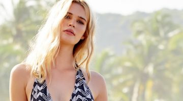 Wish List: A Printed One-Piece Swimsuit from Amuse Society