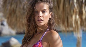 Barbara Palvin Hits the Beach for Sports Illustrated: Swimsuit Issue 2017!