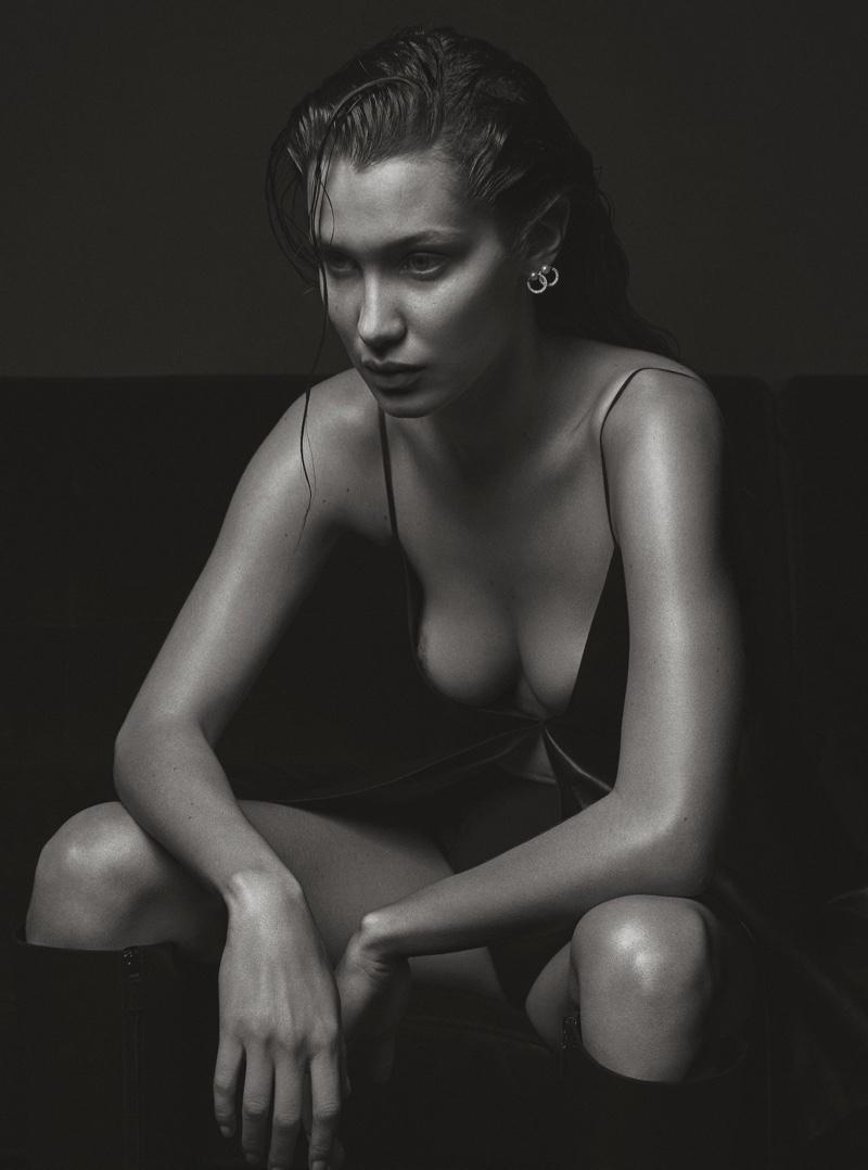 Bella Hadid stars in V Magazine's Spring Issue