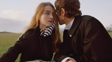 Burberry Heads Outdoors for Spring 2017 Campaign