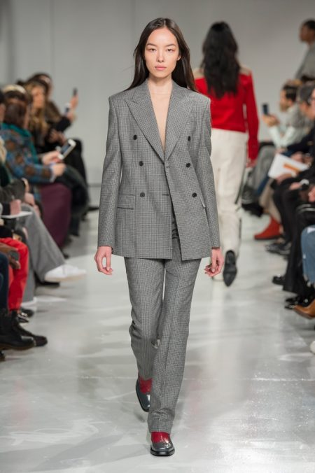 Raf Simons Goes Americana with Calvin Klein's Fall 2017 Collection