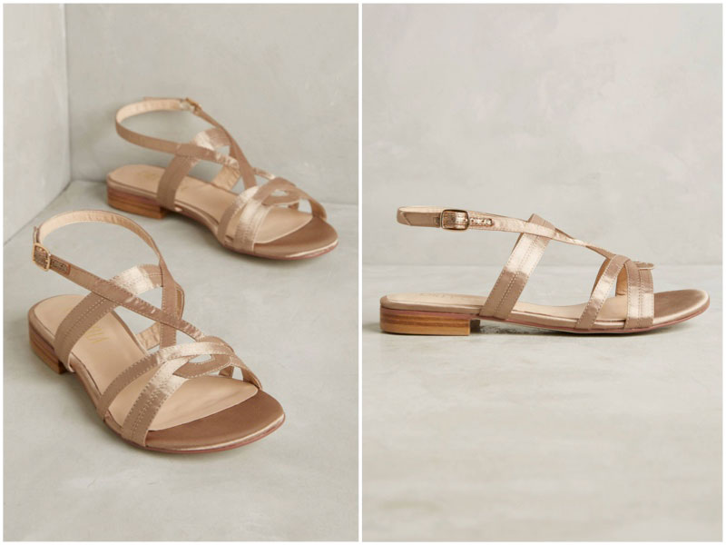 Wish List: Show Off That Pedicure in Candela's Strappy Sandals