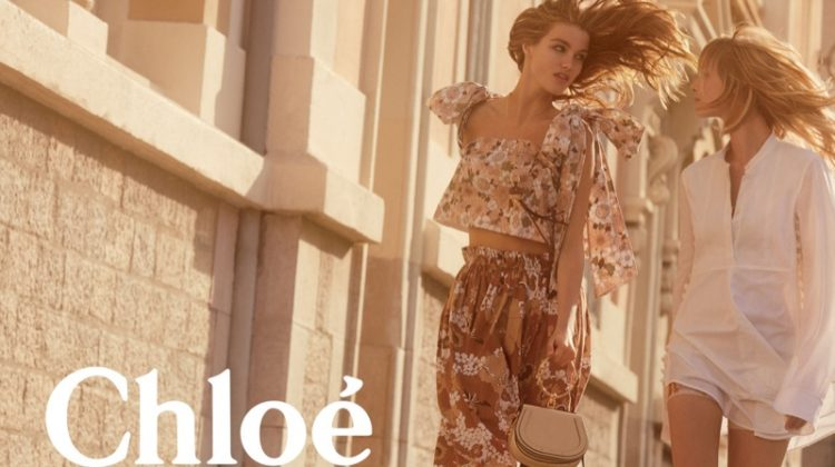 Chloe heads to the streets for spring-summer 2017 campaign