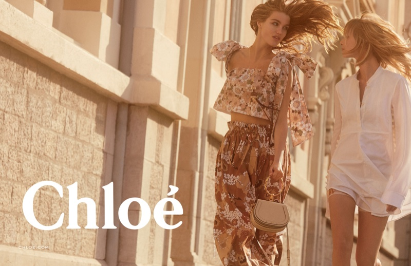 05c62f9e942e Chloe heads to the streets for spring-summer 2017 campaign