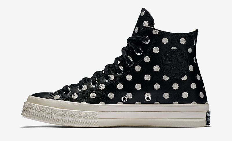 0a41dec9c7d4 Converse Chuck Taylor All-Star 70 Embroidered Dots High Top
