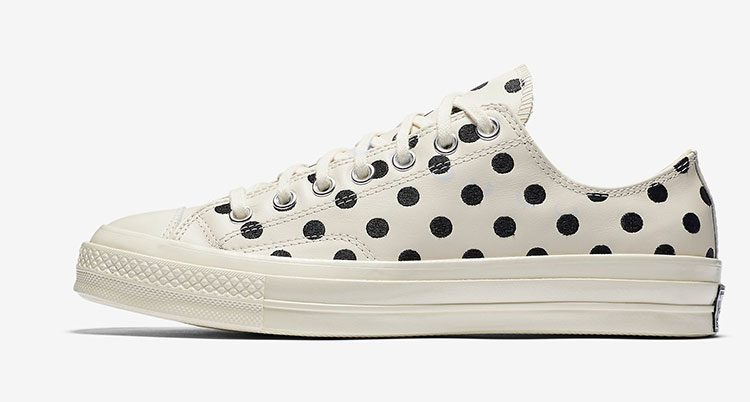 Converse Chuck Taylor All-Star 70 Embroidered Dots Low-Top