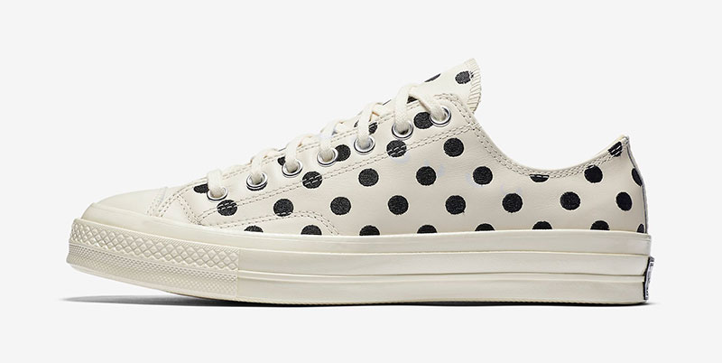 Just In: Converse Chuck Taylor All Star Launches Embroidered Dots Collection
